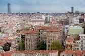 Dächer der häuser, istanbul, türkei — Stockfoto