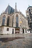 St stephan catedral, viena, austria — Foto de Stock