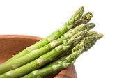 Świeże szparagi — Zdjęcie stockowe