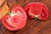 Red tomato — Photo