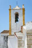 Antica torre con campana — Foto Stock