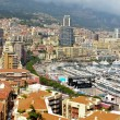 Panorama of Monaco - Stock Photo