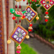 Indian decoration — Stock Photo