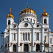 The Cathedral of Christ the Saviour, Moscow, Russia — Stock Photo #5776750