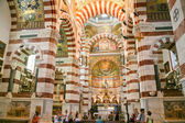 Notre-Dame de la Garde basilica in Marseilles, France — Stock Photo