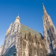 Stock Photo: St StephCathedral, Vienna, Austria