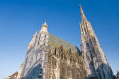 St Stephan Cathedral, Vienna, Austria — Stock Photo