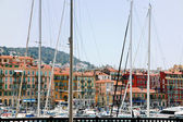 Old port in Marseilles, France — Stock Photo