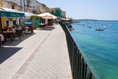 Seafront in Syracuse, Sicily — Stock Photo