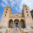 Cathedral in Cefalu, Sicily, Italy — Stock Photo