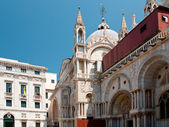 Patriarchal Cathedral Basilica of Saint Mark, Venice — Stock Photo