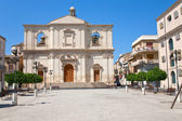 Church of the Santissimo Crocifisso in Noto — Stock Photo