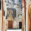 Stock Photo: Church SSalvatore in Syracuse, Sicily