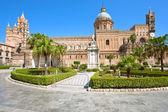 Katedralen i palermo, sicilien — Stockfoto