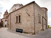Urban church in Castiglione di Sicilia, Italy — Stock Photo