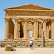 Antique Temple of Concordia in Valley of the Temples — Stock Photo