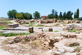 Ruinen der antiken griechischen Tempel — Stockfoto