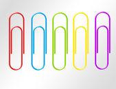 Paper-clip — Stock Photo