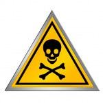 Danger sign — Stock Photo #5735313