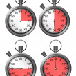 Timers — Stock Photo