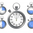 Stock Photo: Timers