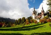 Castel peles — Foto Stock