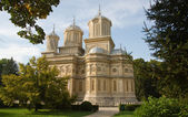 Schöne Kloster in Arges, Rumänien — Stockfoto