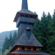 Wooden church in Romania - Zdjęcie stockowe