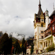 Stock Photo: Peles castle, Sinaia,Romania