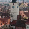 Council Tower-Sibiu,Romania — Stock Photo