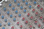 Mixer controller — Stockfoto