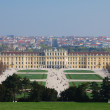 Castle schoenbrunn — Stock Photo