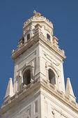 Lecce-dettaglio dómu — Stock fotografie