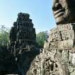 Stock Photo: Khmer ruins
