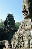 Khmer ruins — Stock Photo