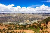 Mountain landscape, Bolivia — Stock Photo