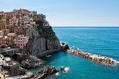 Manarola, Cinque Terre, Italy — Stock Photo