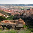 Cuenca panoramic view - Stock Photo