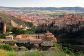 Cuenca panoramic view — Stock Photo
