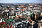 City of Vienna - the capital of Austria — Stock Photo