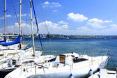 Sailing - a great holiday. — Stock Photo