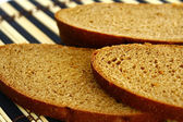 Bread - a source of carbohydrates. — Stock Photo