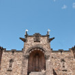 Stock Photo: Edimburgh Castle, Scottish National War Memorial