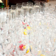 Stemware glass - Stock Photo