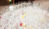 Stemware glass — Stock Photo