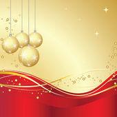 Veselé vánoce a šťastný nový rok — Stock fotografie