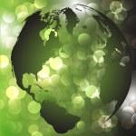 Green world — Stock Photo #5930955