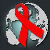 AIDS HIV — Stock Photo