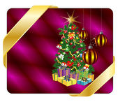 Merry Christmas and happy new year — Foto de Stock