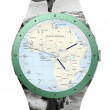 Stock Photo: Travel to Africa watch